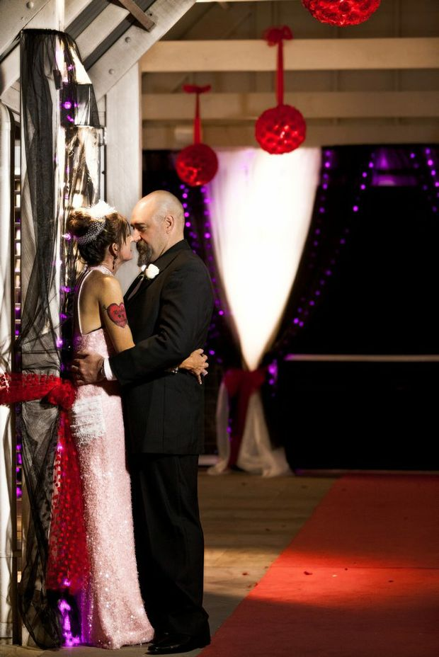 Kendall Perkins and Andrew Stumer marry for the second time on September 24, 2012.