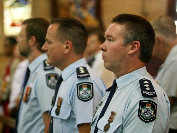Rockhampton police headquarters is one of five regional centres across Queensland to escape the chopping block announced yesterday.
