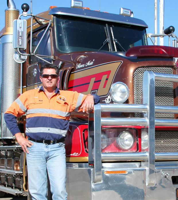 Peter Jones from Emerald Carrying Company wants to see C-train dolly configuration trucks on Queensland roads.