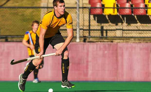 Tweed's Jake Farrell, playing for East in the Brisbane Hockey League, will represent Australia.