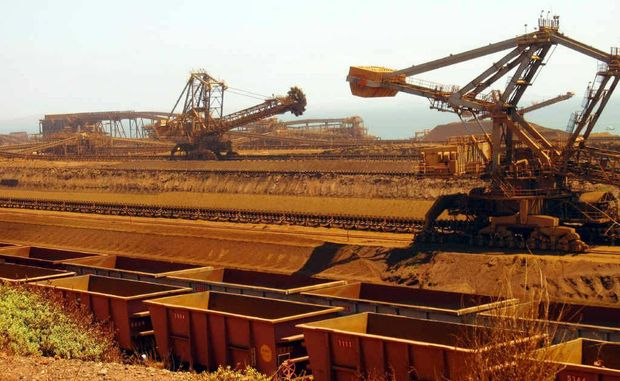 A major report from the Bureau of Resources and Energy Economics found there was $268.4 billion being spent on significant developments in the resources industry in Australia.