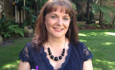Queensland Child Protection Week award winner Katherine Plint has worked tirelessly to build Hannah's Foundation.