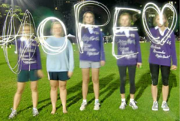 GET INVOLVED: The Relay for Life is being held in Ballina later this month, and an information night on October 4 will explain ways that you can get involved.