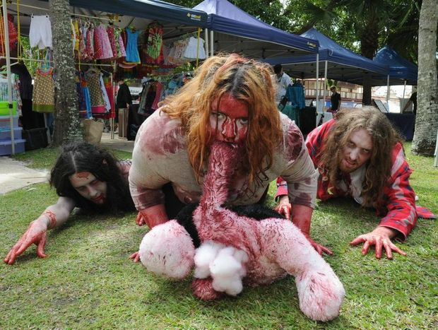 Getting eaten alive by zombies is a rank outsider to be the cause of the end of the world.