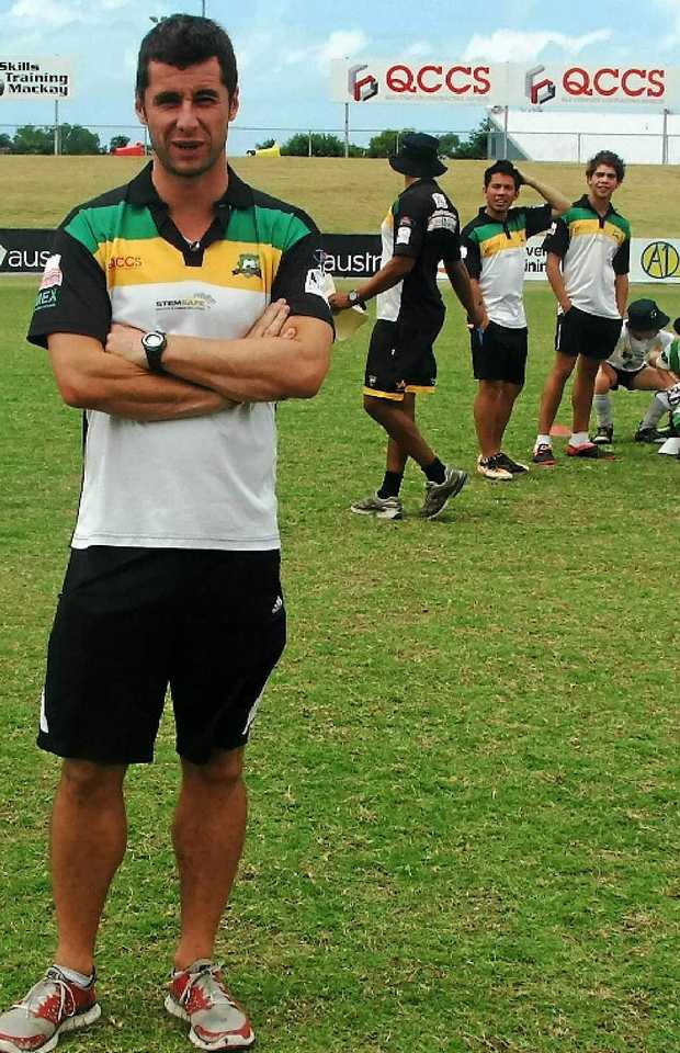 Miners coach Graham Harvey is determined to beat the Strikers.