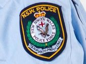 A FEMALE member of the NSW Mounted Police Force is allegedly the mystery passenger on board a forklift in a late night drunken rampage.