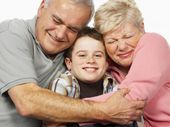 """""""IT'S VERY important for children to enjoy a sincere, loving and happy relationship with their grandparents,"""" so says Dr Phil of TV fame."""