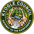 "POPULATION forecasts used to pressure Kyogle Council into merging with its neighbours has been labelled a ""statistical aberration"" in NSW Parliament."