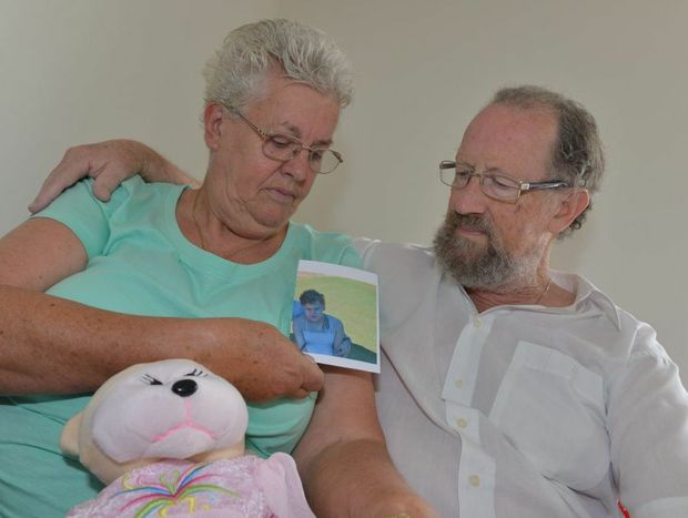 Ann and Ray Styants are shocked that some of their family are not allowed citizenship while others are.