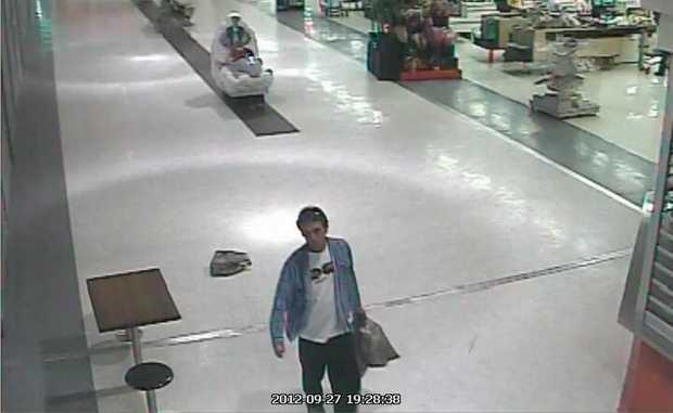 Do you know this man? If so, contact police.