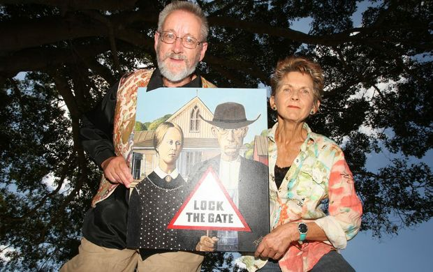 Chris Degenhardt and Barbara Brewster felt so passionately about CSG mining, they wrote a song.