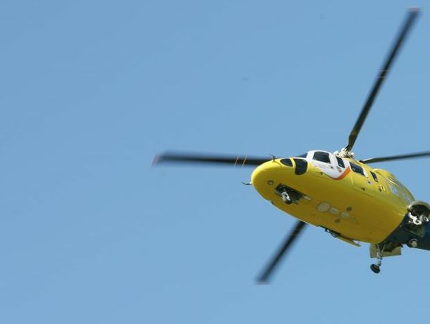 RACQ Capricorn Helicopter Rescue.