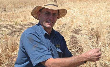 Roma grazier Peter Thompson is advocating the abolition of Wheat Export Australia.