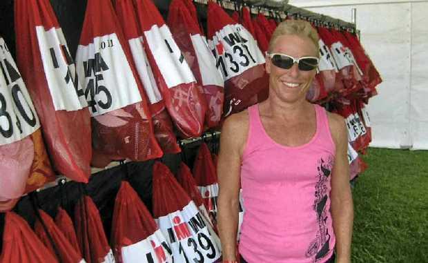 Mackay triathlete Lisa Harding realises her dream completing the Hawaiian Ironman in Kona.