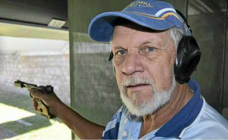 Murrumba shooter Geoff Chapman recorded one victory at the Warwick Pistol Club.