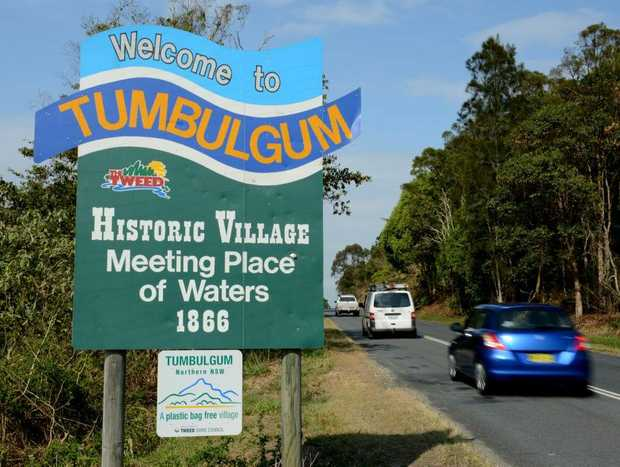 Police are investigating after a motorcyclist died on Terranora Rd, Tumbulgum.