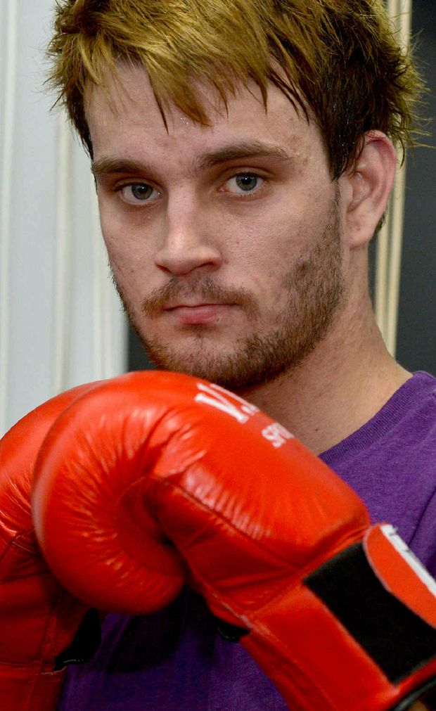 Kris Smith is disappointed he can't take part in the upcoming Fight Night but will be training hard for the next one.