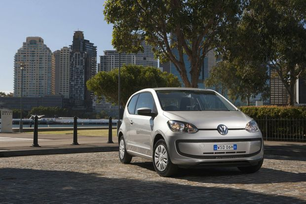 Buyers of the VW up! now get even better value with capped servicing.