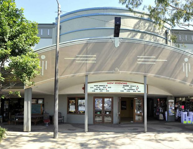 Palace Cinemas takes over the old Dendy Byron Bay cinema from Wednesday.