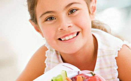 A healthy diet of fresh food will improve a child's academic performance.