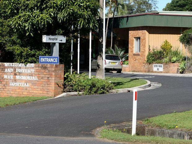 Mullumbimby Hospital.