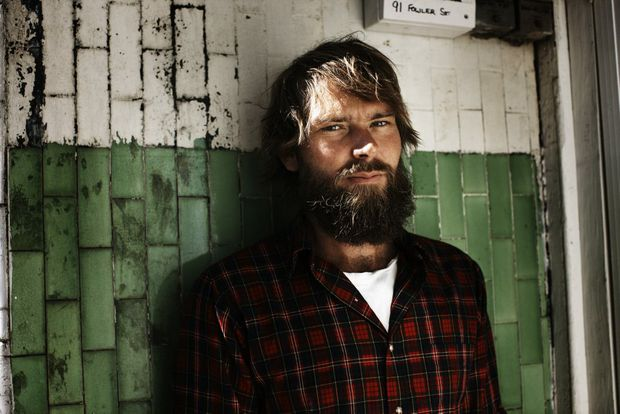 Musician Andrew Morris will perform at the Sheoak Shack next month.