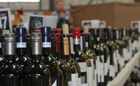 TOP DROP: More than 1620 entries were judged at the Australian Small Winemakers Show in Stanthorpe and Granite Belt wineries were big winners. Photo Daniel Elliott / Stanthorpe Border Post