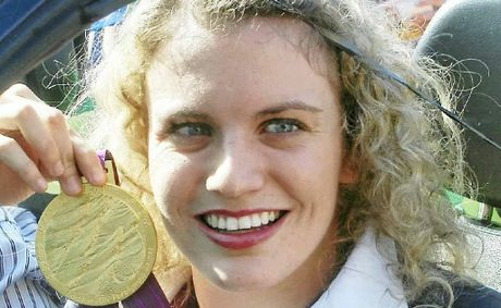 Skennars Head golden girl Jacqueline Freney has been named Australian Paralympian of the Year after winning a record-setting eight gold medals at the London Paralympics.