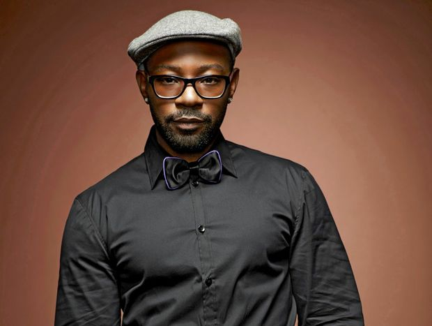 Nelsan Ellis plays Lafayette in True Blood.