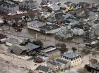 Heartbreak as huge Sandy clean-up begins