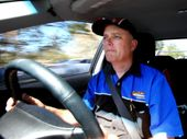 LEARNER drivers have almost a 50-50 chance of failing Queensland's tough new driving test that rolls out today.