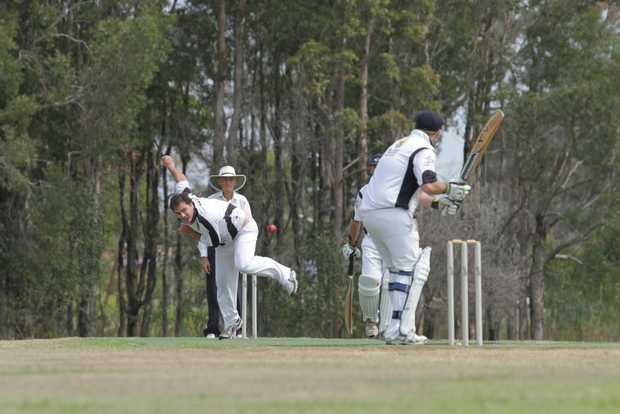 The boys taking on Astute Kangaroos late last year.