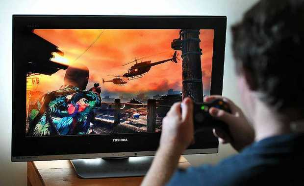 Authorities are seeking to classify violent games as an R18 product.