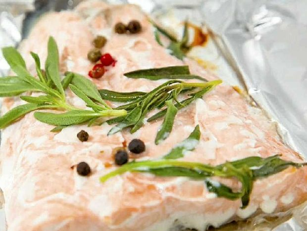 "Fish cooked ""en papillote"" is a healthy and easy-to-prepare meal with minimal clean-up afterwards."