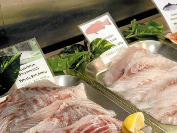 A CHAIRPERSON has been appointed to promote seafood from the Gladstone region.