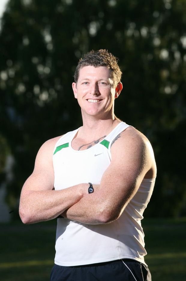 Darrin Norwood is the QT senior sportstar for May. Photo: Rob Williams / The Queensland Times IPS210611MAYS21C