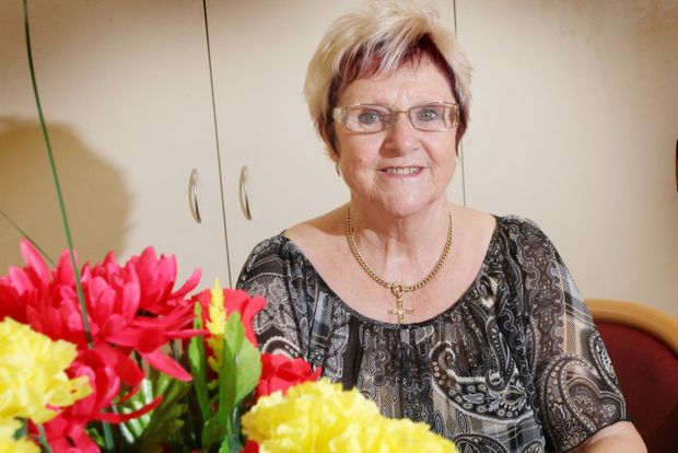 Colleen Kaatz has been a long-serving volunteer at Blue Care Redbank Day Respite Centre. Photo: Inga Williams / The Satellite