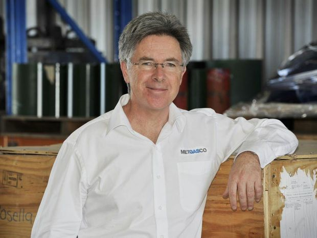 A CSG protester has called Metgasco boss Peter Henderson over his promise not to mine without a 'social licence'.