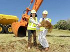 CONSTRUCTION has officially started on the Pacific Highway upgrade between Woolgoolga and Ballina.