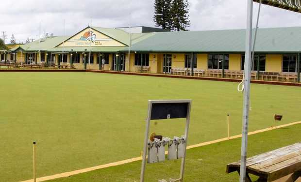 Lennox Head Bowls Club. Photo Mireille Merlet-Shaw / The Northern Star