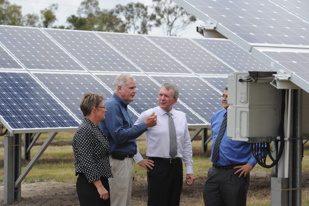 Nikenbah solar farm to help determine green energy