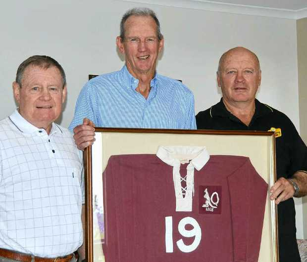 Les Lane, Wayne Bennett and Paul Coote will be inducted into the Warwick Cowboys Wall of Legends on November 17.