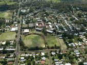 FUNDING for a new school hall in Toowoomba has become a contentious issue with two governments volleying the matter across the table.