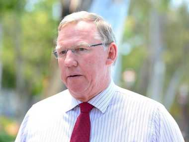 Jeff Seeney, Deputy Premier and Minister for State Development, Infrastructure and Planning.