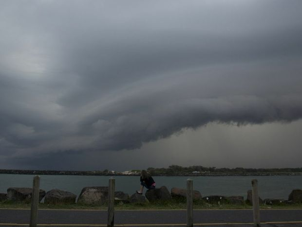 Storms expected on the Northern Rivers.