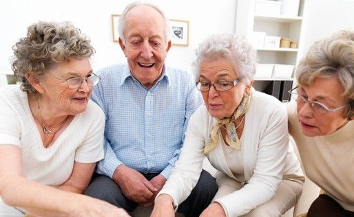 Grandparents are more techno-savvy than ever.