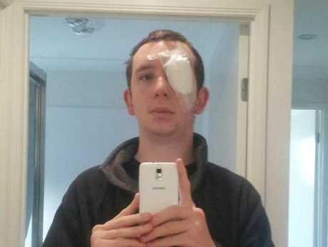 Jake Lasker, 19, overcame eye cancer just months before he was killed.