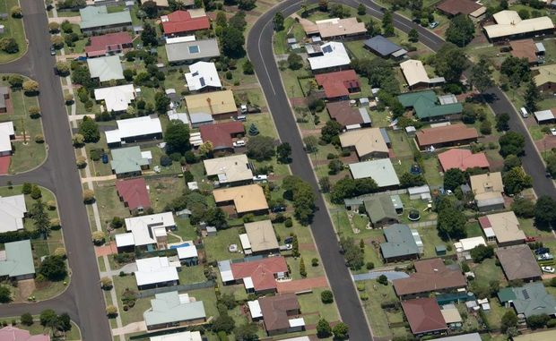 In Queensland 43% of existing medium-density homes are outside of Brisbane.