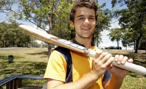 Luke Stutters gets Dux five years in a row as well as excells in cricket.