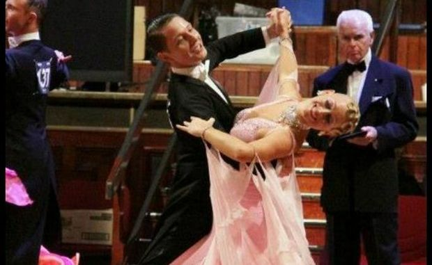 Dancers Jarrod and Jayne Dawson to appear at the festival in Tyalgum. Photo: Contributed